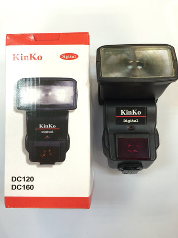 Clearance - Kinko DC-160 Flash for Canon
