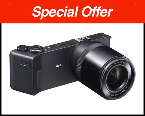 (Special Offer) Sigma dp0 Quattro 14mm Digital Camera
