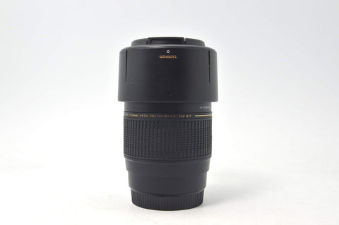 USED - Tamron 70-300mm F4-5.6 Di LD Macro lens, 90% new, SN: 730276, YL PJ