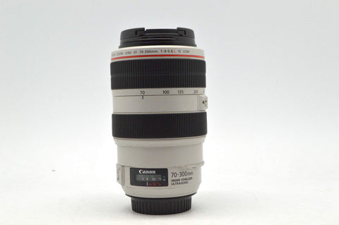 Used - Canon 70-300mm F4.5-5.6 EF L IS USM Lens 78% new, SN: 7940002257, YL PJ