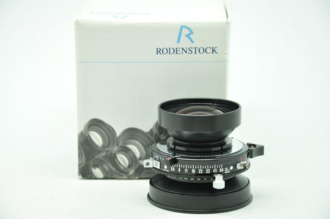 Used - Rodenstock 210mm F5.6 APO Sironar-N Lens,90% Like New,SN:11368828,YL PUDU