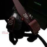 Gariz Ergonomic Camera Neckstrap (Brown)