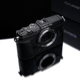 Gariz Olympus E-P5 Leather Camera Half Case (Black)