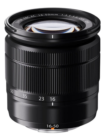 Fujifilm XC 16-50mm f/3.5-5.6 OIS (Black)