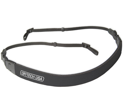 Optech Fashion Camera Strap 3/8 (Black)