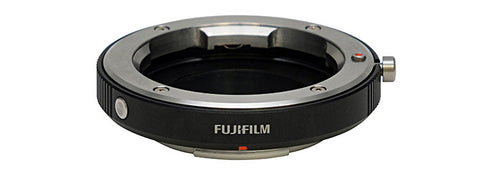 Fujifilm M Mount Adapter (Leica M Lenses – Fujifilm X Camera)