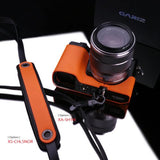 Clearance – Gariz Sony NEX-7 Leather Camera Half Case (Orange)