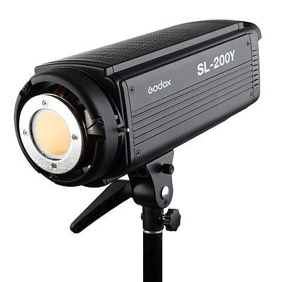 GODOX SL-200W Video LED Light (White Version)