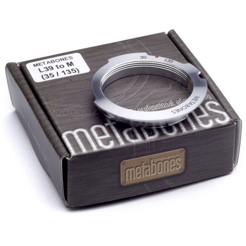 Metabones L39 to Leica M (35/135) W/ 6 Bit Lens Mount Adapter