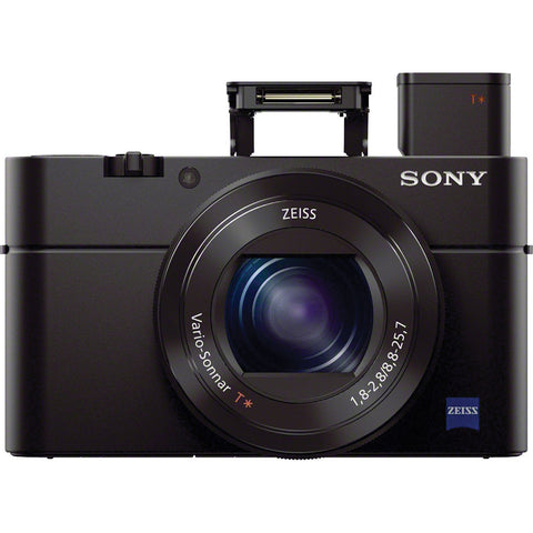 (SALE) Sony DSC-RX100 Mark 3 (FREE SanDisk 16GB SD Card + NP-BX1 + RX L.E Case)