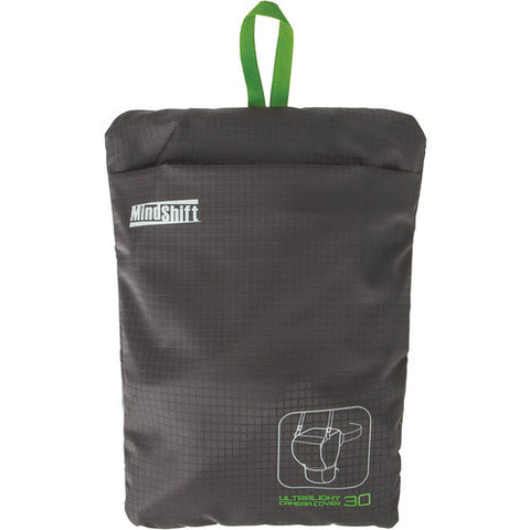 MindShift Gear UltraLight DSLR Cover 30 (Black)