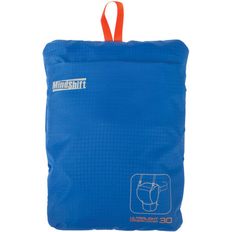 MindShift Gear UltraLight DSLR Cover 30 (Tahoe Blue)