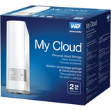 WD Western Digital 2TB My Cloud Personal Cloud Storage