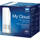 WD Western Digital 4TB My Cloud Personal Cloud Storage