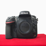 USED-Nikon D800E Body (SC:6.8K),85% Like New Condition,S/N:8009409,YL PJ.