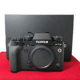 USED-Fujifilm X-T2 Camera Body,95% Like New Condition With Box,S/N:63M62907,YL PJ