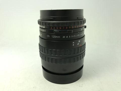 USED- Hasselblad CFI 120mm F4 T* Planar Lens,90% Like New Condition,S/N:8876621,YL PJ