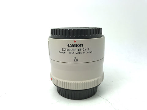 USED- Canon Extender EF 2X II Teleconverter,95% Like New Condition,S/N:191609,YL PJ