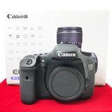 USED-Canon EOS 7D Body (SC:35K),90% Like New Condition With Box,S/N:2981218899,YL PJ.