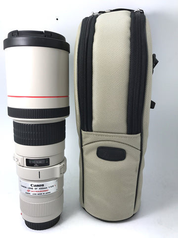 USED- Canon EF 400mm F5.6L USM Lens,95% Like New Condition With Case,S/N:140686,YL PJ