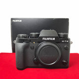 USED-Fujifilm X-T2 Body,95% Like New Condition With Box,S/N:71M60974,YL PJ.