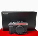USED-Fujifilm X-E3 Body (Silver),90% Like New Condition With Box,S/N:7CQ07069,YL PJ.
