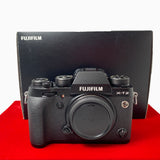 USED-Fujifilm X-T2 Body,95% Like New Condition With Box,S/N:64M57043,YL PJ.