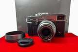 USED-Fujifilm X-PRO 2 With 23MM F2 R WR Lens (Graphite Silver),95% Like New Condition With Box,S/N:71M02055,YL PJ.