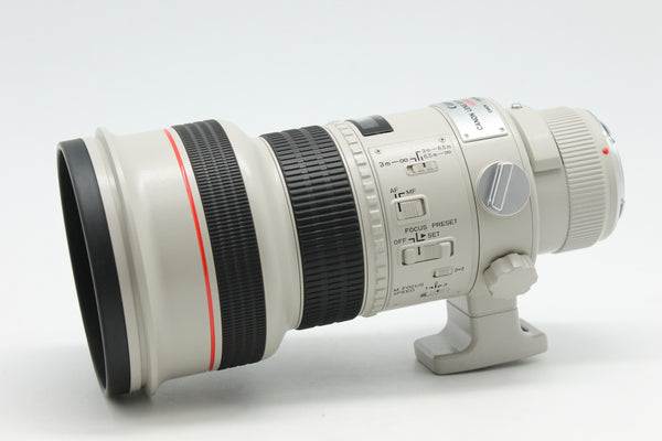 Used Canon 300mm F2 8 Ef Usm L Lens 95 Like New Sn 26892