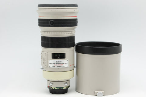 Used- Canon 300mm F2.8 EF IS USM L Lens,85% Like New,SN:25175,YL PUDU