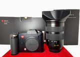 USED-Leica SL (TYP 601) With 24-90MM F2.8-4 Vario-Elmarit ASPH Lens, 95% Like New Condition With Box,S/N:4964909,YL PJ.