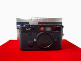 USED-Leica M7 0.85 Film Camera,95% Like New Condition With Box,S/N:2884713,YL PJ.