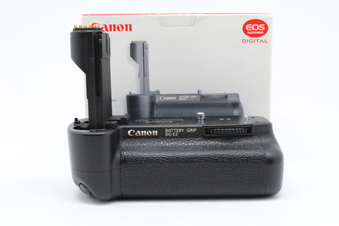 USED- Canon BG-E2 Battery Grip, 90% Like New,SN:215600, YL PUDU