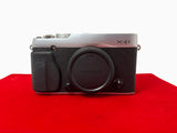 USED-Fujifilm X-E1 Camera Body,95% Like New Condition With Box,S/N:24M00214,YL PJ.