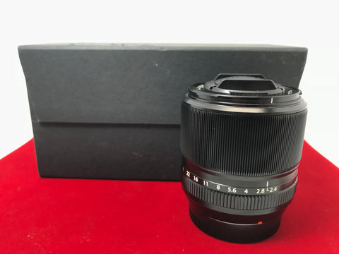 USED- Fujifilm XF 60mm F2.4R Macro Lens,90% Like New Condition With Box,S/N:22A03363,YL PJ