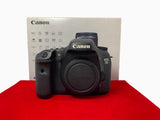 USED-Canon EOS 7D Body,75% Like New Condition With Box,S/N:1280806967,YL PJ.