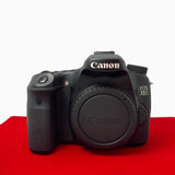 USED-Canon EOS 70D Camera Body,95% Like New Condition,S/N:068022013739,YL PJ.