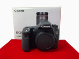 USED-Canon EOS 70D Camera Body (SC:43K),90% Like New Condition With Box,S/N:188056000772,YL PJ.