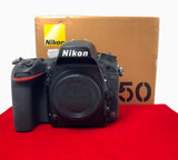 USED-Nikon D750 Camera Body,85% Like New Condition With Box,S/N:8500851,YL PJ.