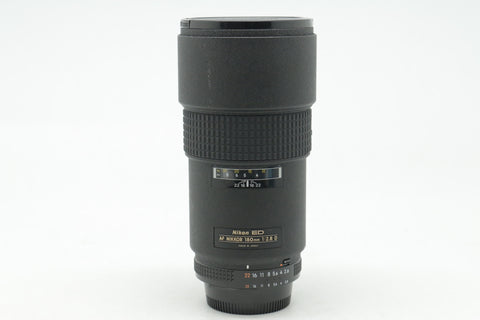 USED- Nikon 180mm F2.8 AFD ED Lens, 95% Like New,SN:405077, YL PUDU