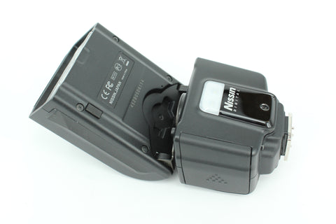 USED - NISSIN I40 SPEEDLITE FOR NIKON,95% Like New Condition,SN:45290506114,YL PUDU