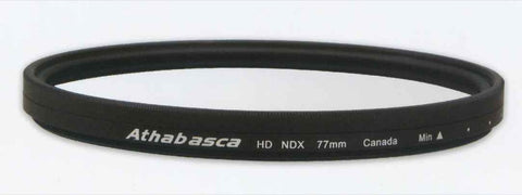 Athabasca HD NDX Variable Neutral Density Filter 77mm (HD NDX)