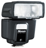 Nissin i40 Compact Digital Flash (Fujifilm)