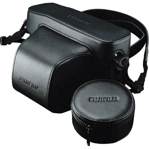 Clearance -  Fujifilm LC-XPRO 1 Leather Case for the X-Pro1 Camera (Black)