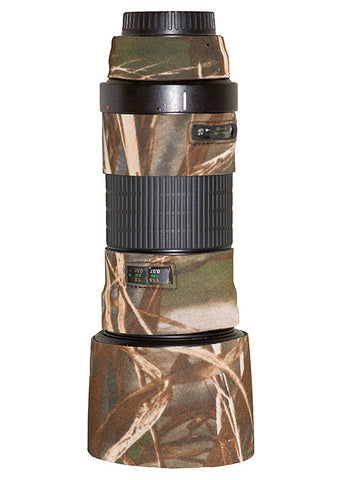 LensCoat Lens Cover (For Canon EF 180mm Macro L – Realtree Max4 HD)