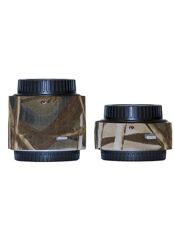 LensCoat Lens Cover (For Canon Teleconverter III Set – Realtree Max4 HD)
