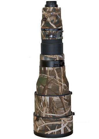 LensCoat Lens Cover (For Nikon 600mm VR – Realtree Max4 HD)
