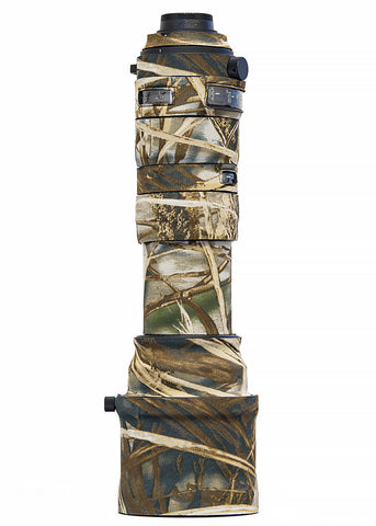 LensCoat Lens Cover (For Sigma 150-600mm DG OS (Sport) – Realtree Max4 HD)