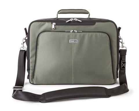 Clearance – Think Tank Photo My 2nd Brain Briefcase 15 (Mist Green)