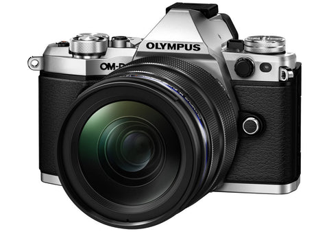 Olympus OM-D E-M5 Mark II (Silver) + M.Zuiko Digital ED 12-40mm f/2.8 PRO (Black)